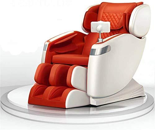 Presidente de masaje Sillón de masaje de todo el cuerpo electrodoméstico inteligente Sofá LCD Inteligente de Control Manipulador de cabina Espacio Hogar Multi-Funcional Masaje profesional y relaja la