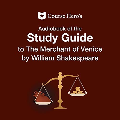 Study Guide for William Shakespeare's The Merchant of Venice Titelbild