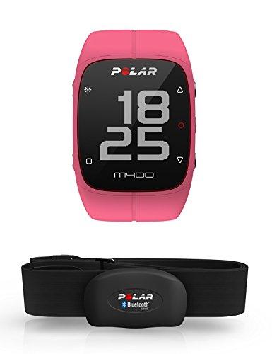 Polar M400, Orologio GPS per Corsa Outdoor e Indoor...