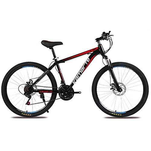 Bicicleta Bicicleta de montaña, rueda de radios de 24 pulga