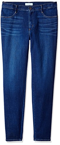 James Jeans - Legging skinny da donna, taglie forti -  Blu -  46