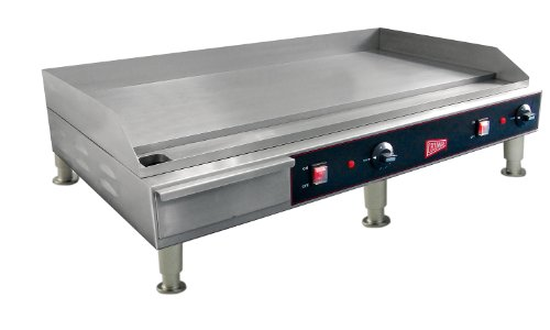 Check Out This Grindmaster-Cecilware EL1636 Medium Duty Steel and Stainless Steel Electric Griddles,...