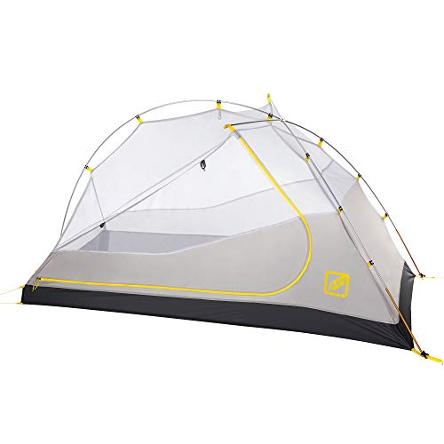 Featherstone Outdoor UL Obsidian 1 Person Backpacking Tent 3-Season Ultralight Camping Hiking and Expeditions