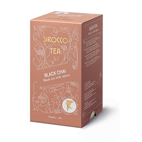 Sirocco Tee Black Chai - Schwarztee mit orientalischen Gewürzen