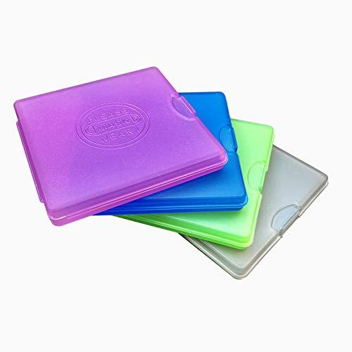 Cajas Para Guardar Mascarillas Pack Marca SP Smart Plastics