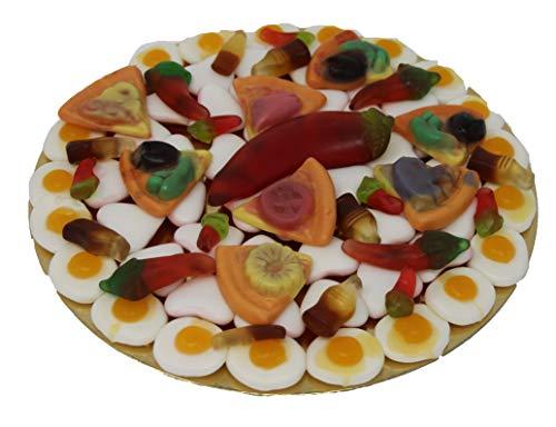 Pizza Diavolo Menge:600g