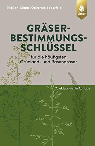 Gräserbestimmungsschlüssel für die häufigsten Grünland- und Rasengräser: Zur Ansprache im blütelosen Zustand