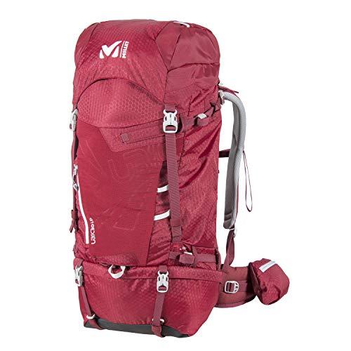 Millet – Ubic 30 W – Sac à Dos de Montagne pour Femme – Équipement pour Randonnée et Trekking – Volume Moyen 30 L – Couleur : Bikini Red