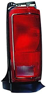 For Dodge Caravan/Plymouth VoyagerFor Chrysler Ram-Van 1984-1986 Tail Light Assembly Unit Passenger Side SE,LE OR Royal Model