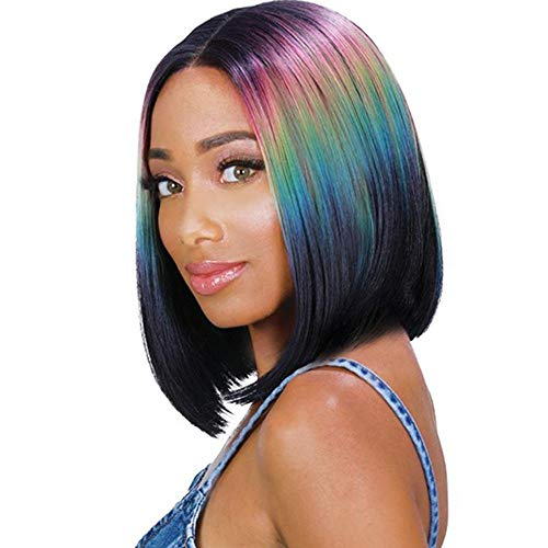 Zury Sis Beyond Synthetic Lace Front Wig BYD LACE H - BEN (TIEDYE ASH)