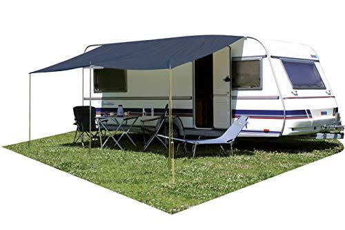 Euro Trail soleil Basic 300 x 240 cm de toit pour caravane Bleu