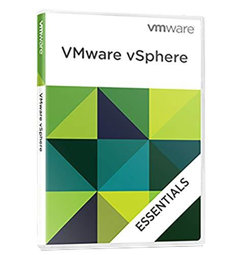 VMware vSphere Essentials Bundle Including 1 Year Subscription Only for VMware vSphere 6 Essentials Kit