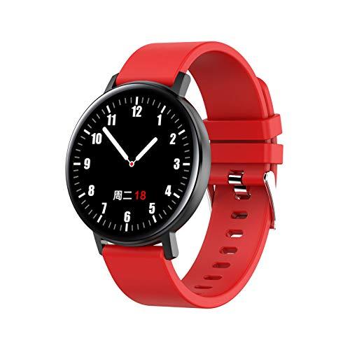 N \ A Relojes Inteligentes para Hombres y Mujeres, Pantalla táctil Completa de 1.28', IP68 a Prueba de Agua, con monitoreo avanzado de Salud, Reloj Inteligente para teléfonos Android y teléfonos iOS