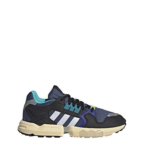 Zapatillas adidas ZX Torsion Hombre, Azul (Tech Ink / Core Black / Cloud White), 39 EU