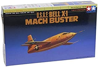 Part & Accessories 60740 USAF Bell X-1 Mach Buster 1/72 Kit