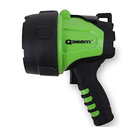 Brinkmann Qbeam 5Watt LED Rechargeable Powerful Spotlight Offroad Automotive/Garage /Emergency/ Boating/Fishing/Hunting/Camping/Hiking/Patrolling 800-2704-1