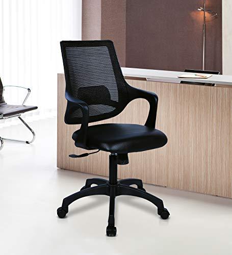 TIMBER CHEESE Sango Ergonomic MESH Chair (New Launch, with Warranty) (Black)