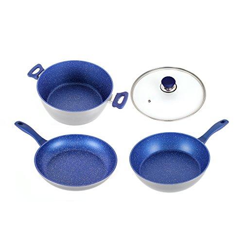 Flavorstone Master Pan Set Master Set, 9,5,'Sapphire
