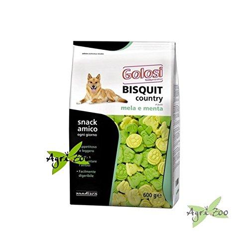 Bisquit Country Biscotti 600 g (Gusti Vari) - Mela e Menta