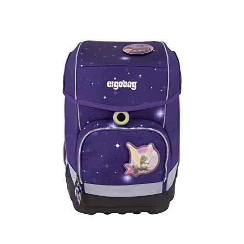 ergobag Deportivo Purple Galaxy Glow