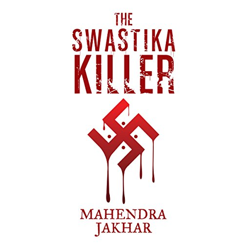 The Swastika Killer audiobook cover art