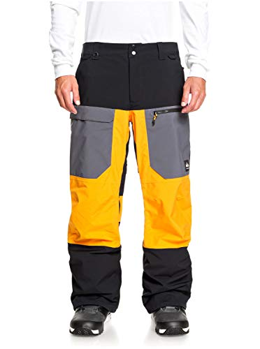 Quiksilver Travis Rice Stretch - Shell Snow Pants for Men - Männer