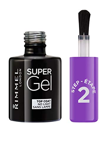 Rimmel London Super Gel Top Coat Tono Top Coat