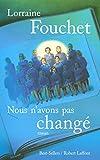 Nous n'avons pas changé (Best-sellers)