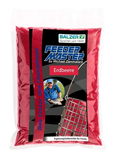 Balzer Feedermaster MF - Futter, 1000 g, Muschel-Fisch