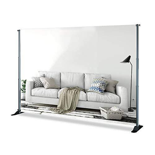 Levoo - Sofá moderno para el hogar, fondo de sala de estar, estudio de fotografía, boda, cumpleaños, vacaciones, celebración, telón de fondo para decoración del hogar (chy1088, 3 x 2,4 m)