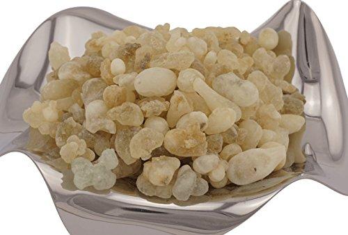 Encens Oman Al-Hojari Mix Grades 1 à 3 – petits morceaux – Vert – Blanc - Orange - Boswellia Sacra - importation directe de première qualité- de 20 g à 1000 g (50 g)