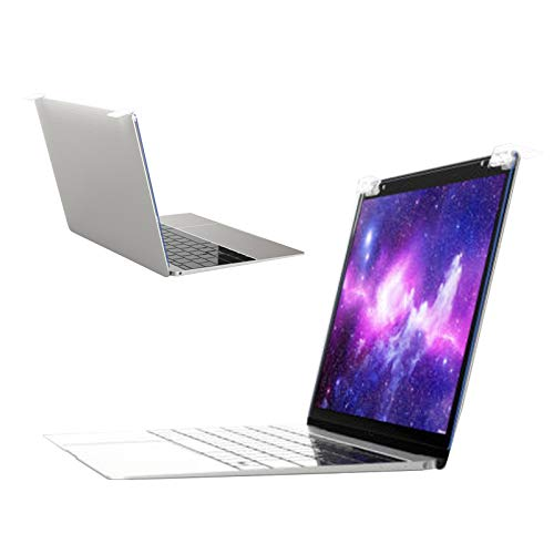 Anti-Scratch Protector Film,12,13,14.6,15.6 Inches Laptop Accessories,Anti Blue Light,Anti-UV,For 16:9 Widescreen Display,Protect Your Eyes & Improve Sleep,Easy Attach And Removal,Screen Protector