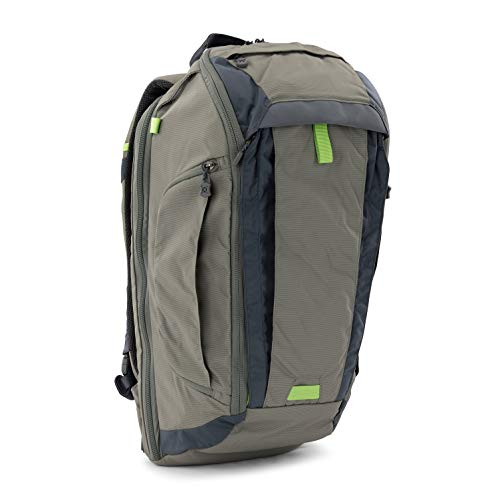 Vertx Gamut Checkpoint Backpack, Grey Matter/Smoke Grey, Os