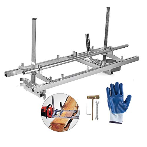 Hihone Chainsaw Mill, Portable 14 Inch...