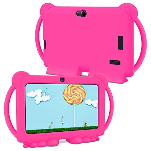 KATUMO Custodia Universale per Tablet 7 Pollici - Custodia Protettiva per HAEHNE Tablet 7, Pritom Kids Tablet 7 Bambini Custodia in Gomma