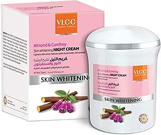 VLCC Almond & Comfrey Night Cream 50 g, Pack of 1