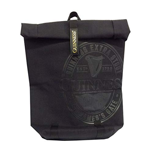 Official Guinness Black Dublin Ireland Label Designed Cooler Bag