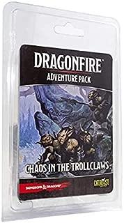 Dragonfire DBG: Chaos in The Trollclaws