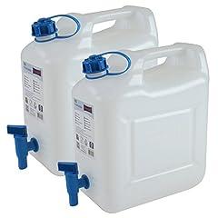 2er Set Hünersdorff 12 Liter