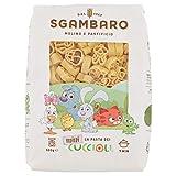 Pasta Sgambaro - Cuccioli - 100% grano duro italiano - 500 gr