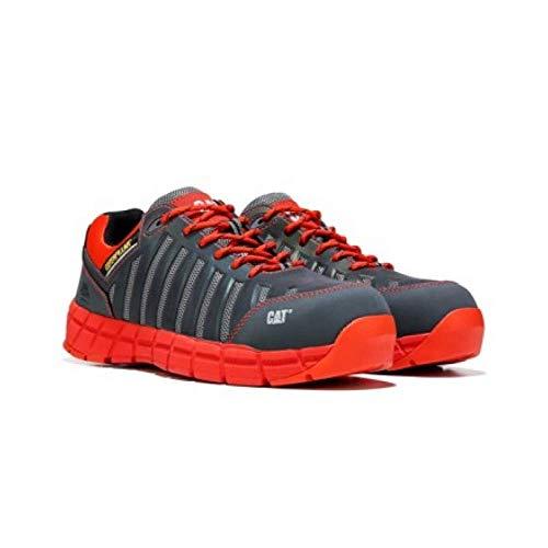 Calzado de Seguridad Caterpillar Chromatic • Botas y Calzado de Seguridad Marca Carterpillar • Color del Calzado: Negro • Talla 40 EU