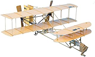 Be Amazing! Toys Sky Blue Flight Giant Wright Flyer Model Kit