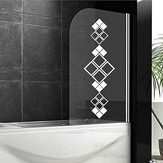Amazon.es: vinilos mampara baño - Obras de arte y material decorativo: Hogar y cocina