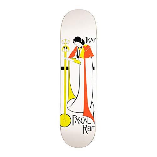 TRAP Skateboard Deck Stil Reif 8.25