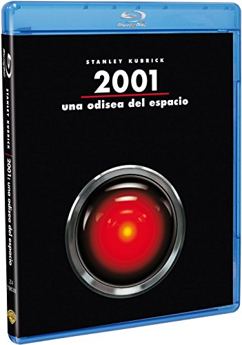 2001: Una Odisea Del Espacio Blu-Ray [Bl...