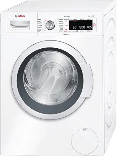 Bosch WAW28550 Serie 8 Waschmaschine FL / A+++ / 137 kWh/Jahr / 1379 UpM / 8 kg / Flecken-Automatik mit 4 Flecken