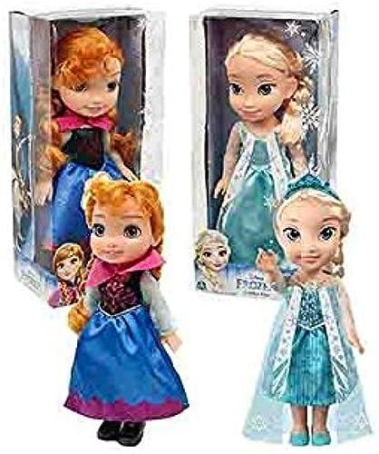 LIBERAONLINE Frozen Toddler Base new 35cm Spielzeug Spiel Geschenk   AG17