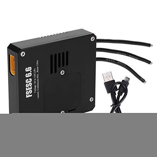 Controlador de velocidad eléctrico, para patinetas con carcasa de aluminio impermeable Interruptor...