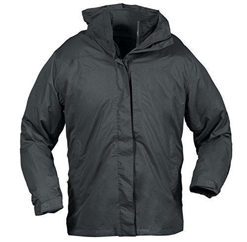 Pentagon Gen-v Miles Jacket, Size-Small, Colour-Black Blouson, Noir 01, Homme