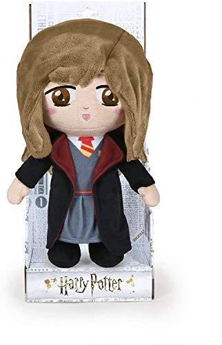 Famosa Softies- Peluche Hermione Ministerio de la Magia, 28 cm (760018187)